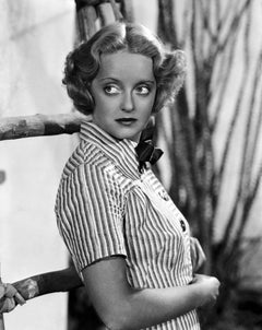 "Bette Davis in ""The Petrified Forest"" Movie Star News Fine Art Print"