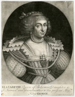 Elizabeth Queen of Bohemia [..].