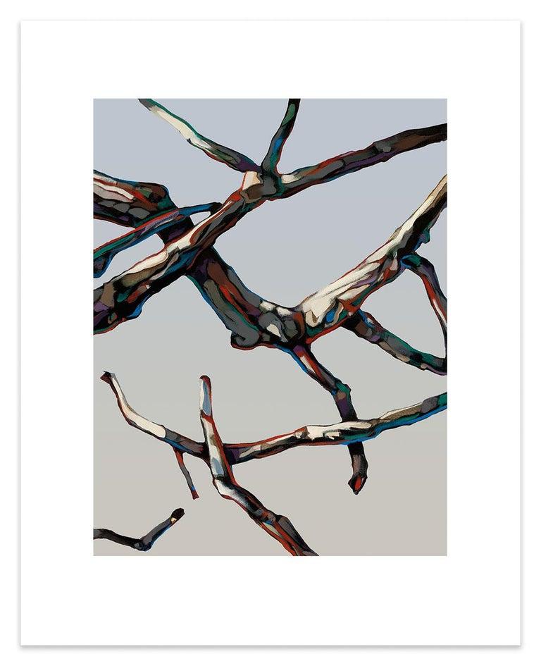 John Fincher Figurative Print - Hardwood Suite #1