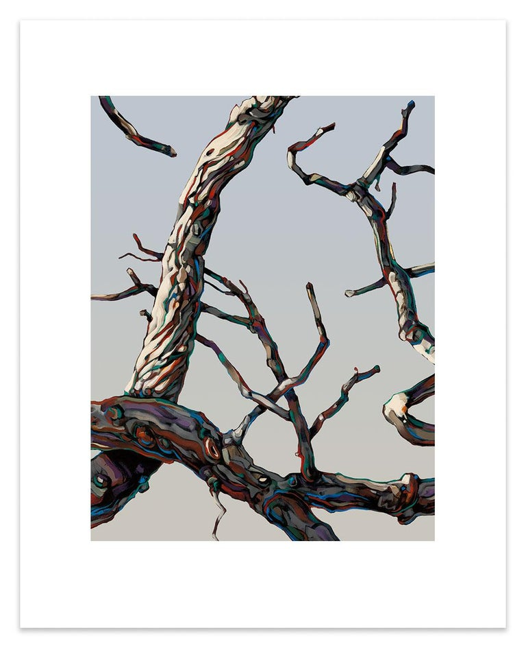 John Fincher Figurative Print - Hardwood Suite #4