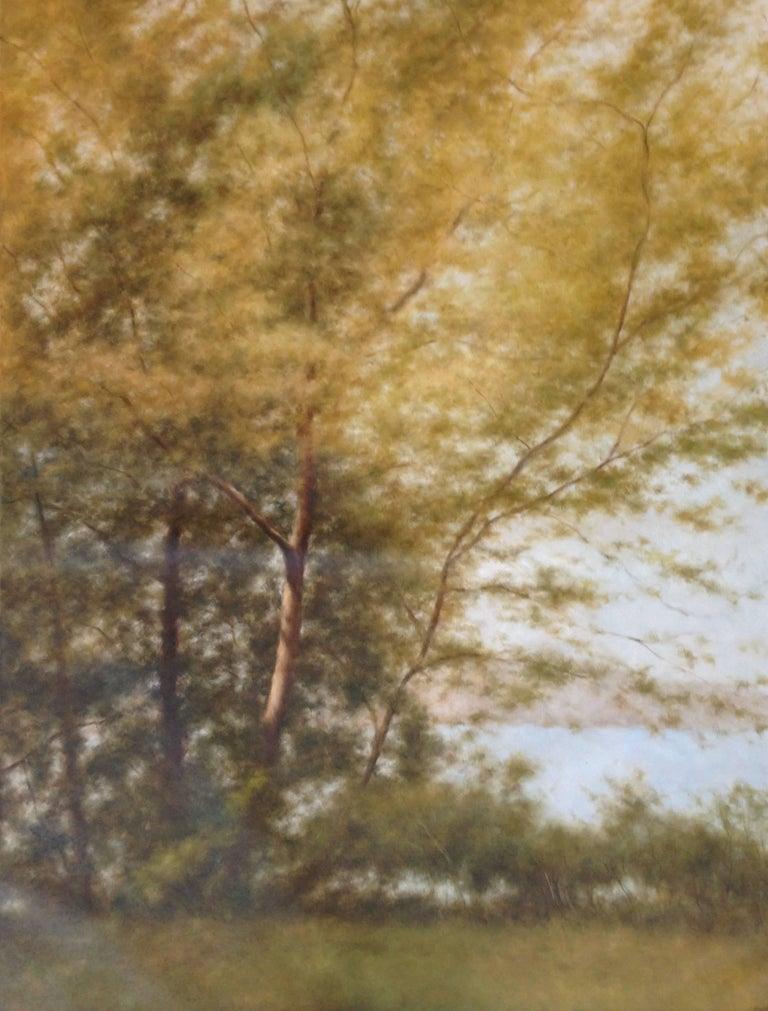 John Folchi Landscape Painting - Lakeside