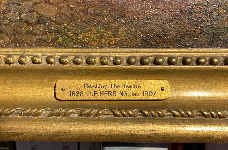 John Frederick Herring Jr (1816-1907)