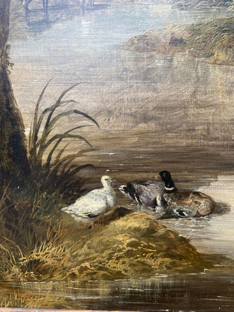 Within the context of British sporting art, one has to put a Herring on this scale as a jewel in the crown. Coming from a collection formed in the 1930s, this is its first change of ownership and comes privately. In lovely condition, the painting