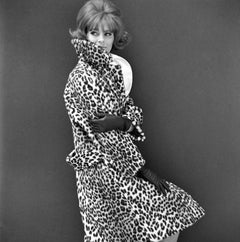 V&A - John French - Leopard Lady - Limited Edition