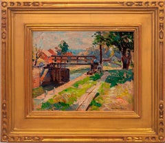 """""""Along the Canal, New Hope"""""""