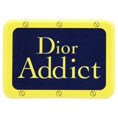 "John Galliano for Christian Dior ""Dior Addict"" Pin"