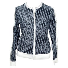 John Galliano for Christian Dior Trotter Logo Sweatshirt
