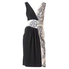 John Galliano Jersey Dress