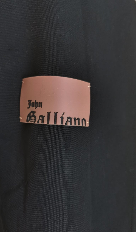 John Galliano Military Style Tailored Lace Jacket 15