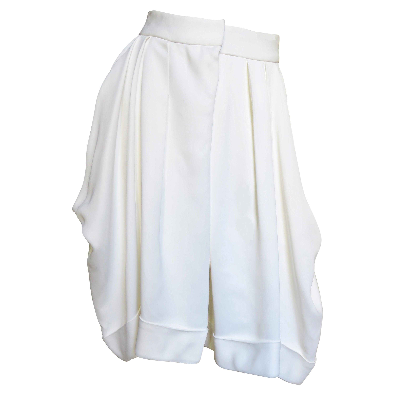 John Galliano New Shorts Skirt