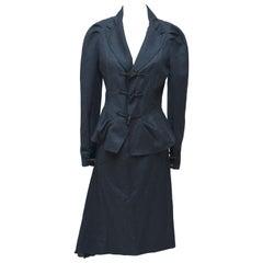 John Galliano Skirt Suit   SZ 6US