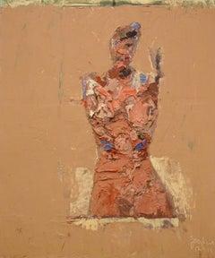 Torso No. 9, 2013  / figurative abstract expressionism