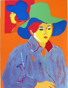 Modern Portrait Prints