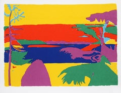 Kaleidoscope III, Pop Art Serigraph by John Grillo
