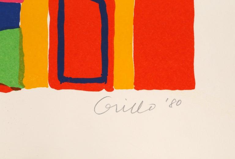 Kaleidoscope V, Serigraph by John Grillo For Sale 1