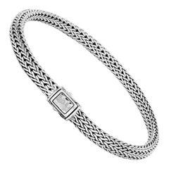 John Hardy Classic Chain Hammered Bracelet BB96184XM