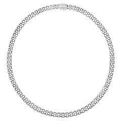 John Hardy Dot Necklace NB39051X18