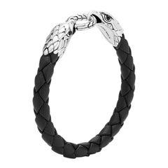 John Hardy Eagle Double Head Bracelet BMS9995291BLBONX