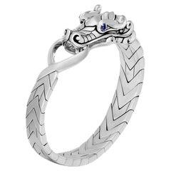 John Hardy Legends Naga Station Bracelet BMS6511525BSPXS