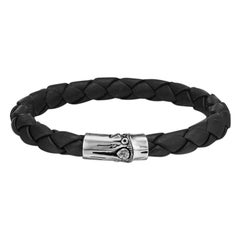 John Hardy Men's Bamboo Silver Bracelet BM5161BLXM