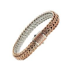 John Hardy Men's Classic Chain Reversible Bracelet BM99795RVOZXM
