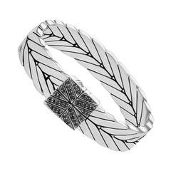 John Hardy Modern Chain Bracelet BBS932704BLSBNXM