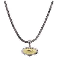 John Hardy Palu Pendant Necklace