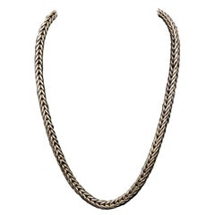 John Hardy Sterling Silver Necklace