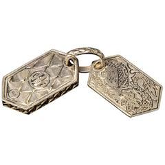 John Hardy Sterling Silver Pendant