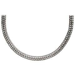 John Hardy Sterling Silver Snake Chain