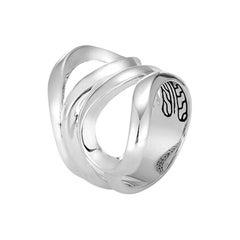 John Hardy Women's Asli Classic Chain Link Ring RB90134X7