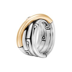 John Hardy Women's Bamboo Band Ring RZ5939X7