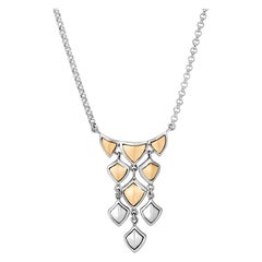 John Hardy Women's Legends Naga Necklace NZ60136BHX16-18