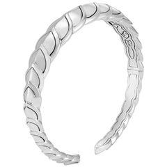 John Hardy Women's Legends Naga Silver Cuff, CB6644XM