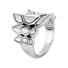 John Hardy Women's Naga Saddle Ring RB60123X7