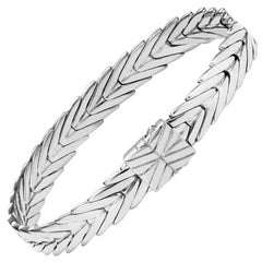John Hardy Women's Silver Small Bracelet, BB93269XM