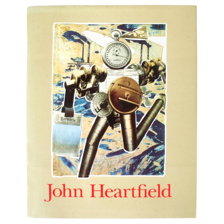 """John Heartfield"", First Edition For Sale"