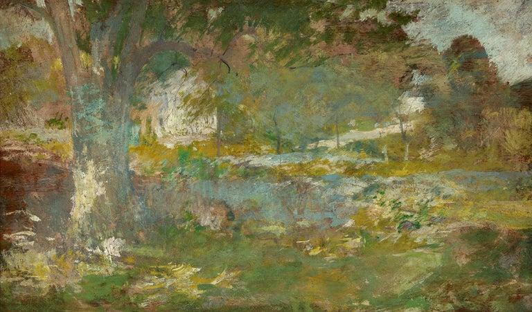 John Henry Twachtman Landscape Painting - Landscape
