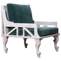 "John Hutton ""Thebes"" Chair Designed for Randolph & Hein"
