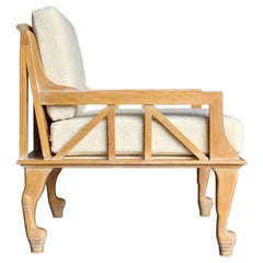 "John Hutton ""Thebes"" Chair for Randolph & Hein, circa 1976"