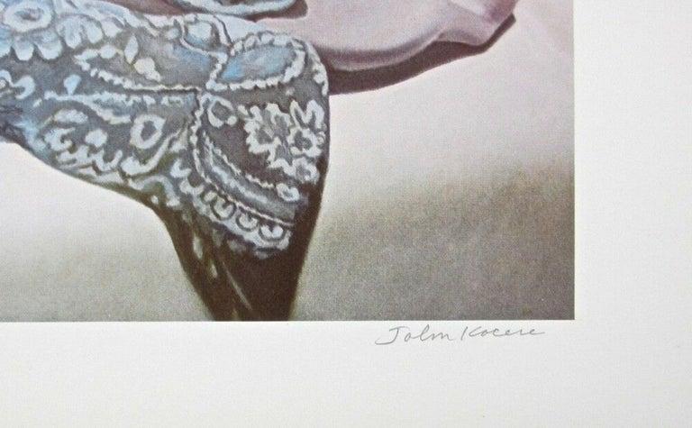 Diane - Print by John Kacere