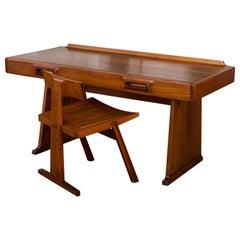 John Kapel Studio Executive Desk and Chair