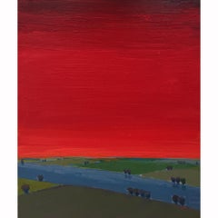 Primary Landscape (Red)