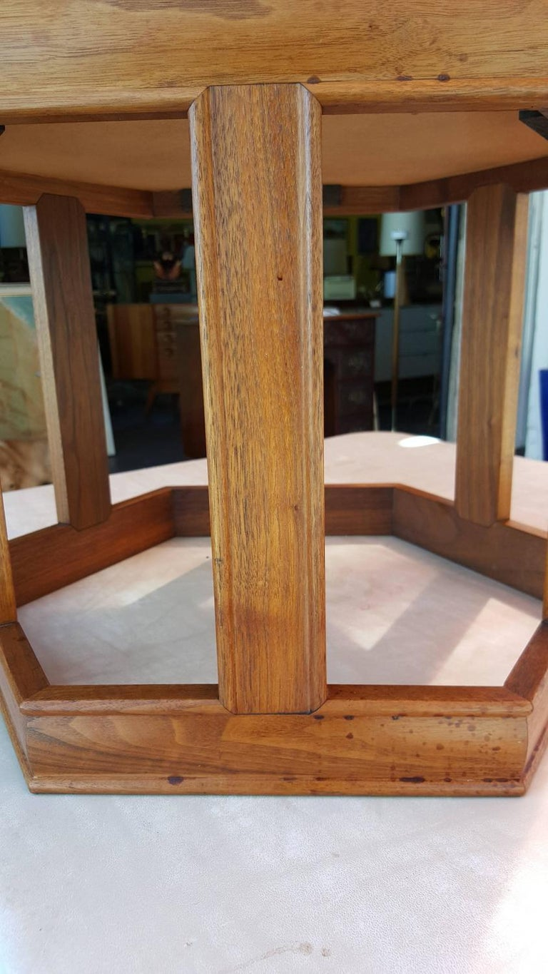 American John Keal End Table For Sale