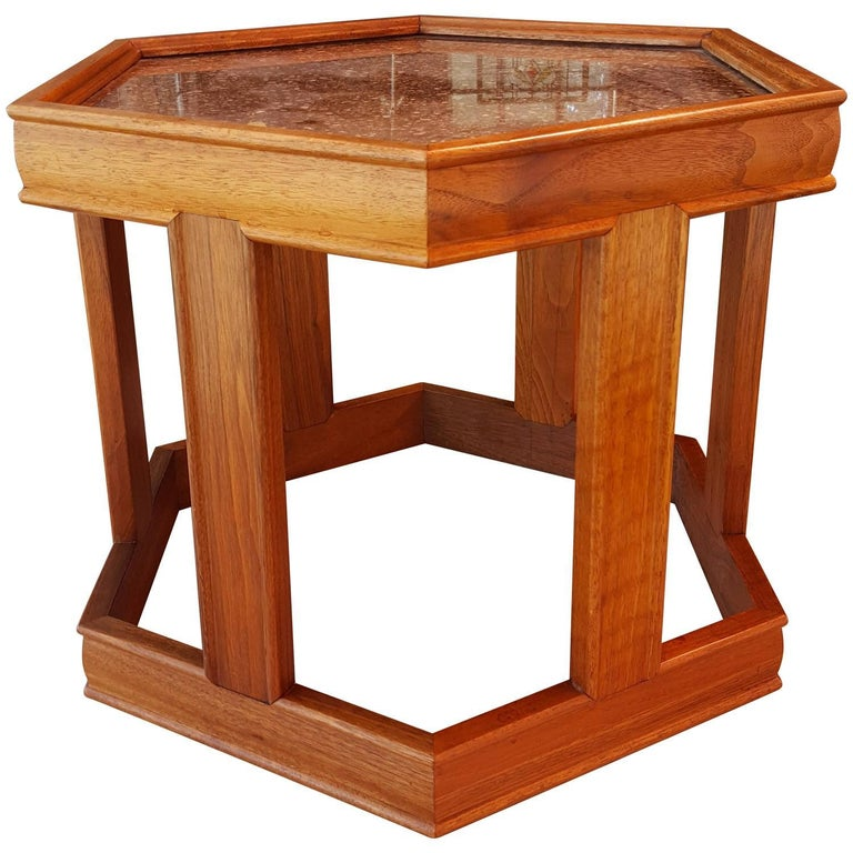 John Keal End Table For Sale