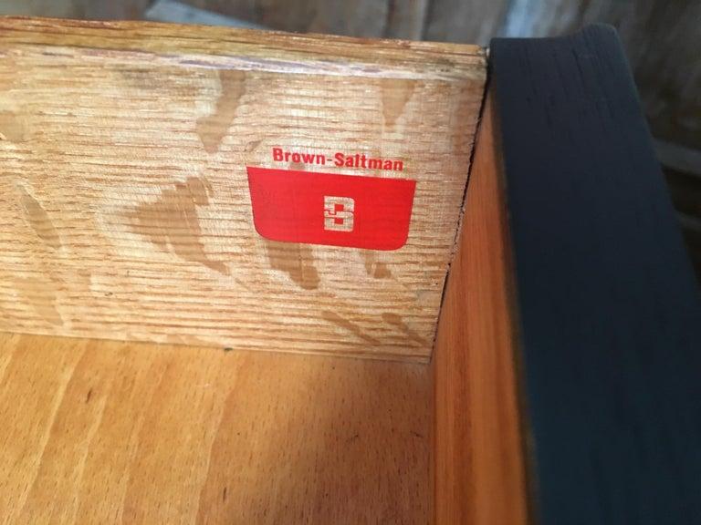 John Keal for Brown Saltman Credenza For Sale 4