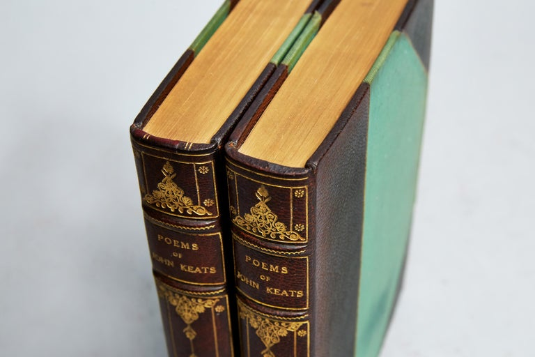 John Keats, Poems In Good Condition For Sale In New York, NY