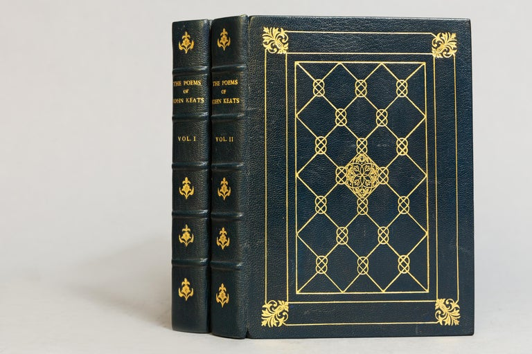 Leather John Keats, The Poems For Sale