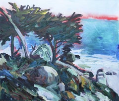 17 mile drive #2, Painting, Acrylic on Canvas