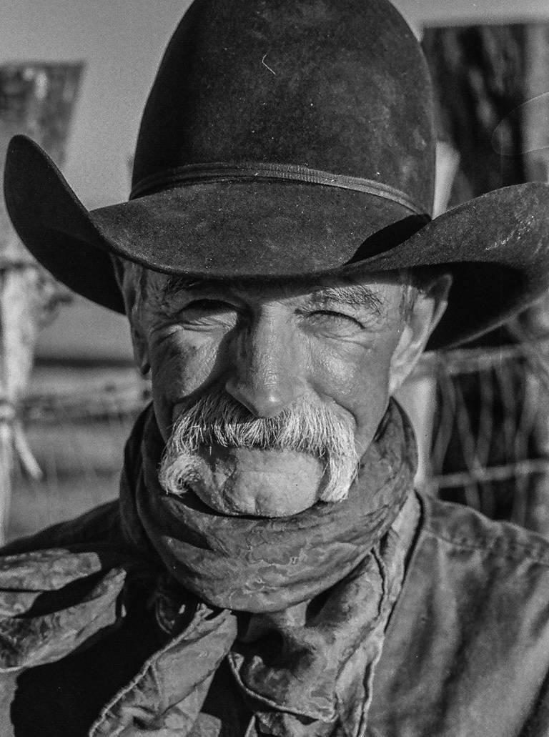 Ken Saucier, Diamond A Ranch, Photograph